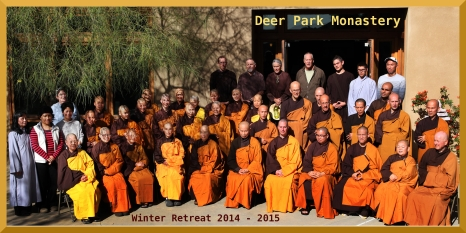 Deer Park Winter Retreat participants-text